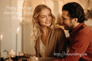 Happy Marriage Anniversary Wishes Message
