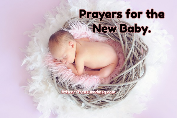 Prayers for the New Baby