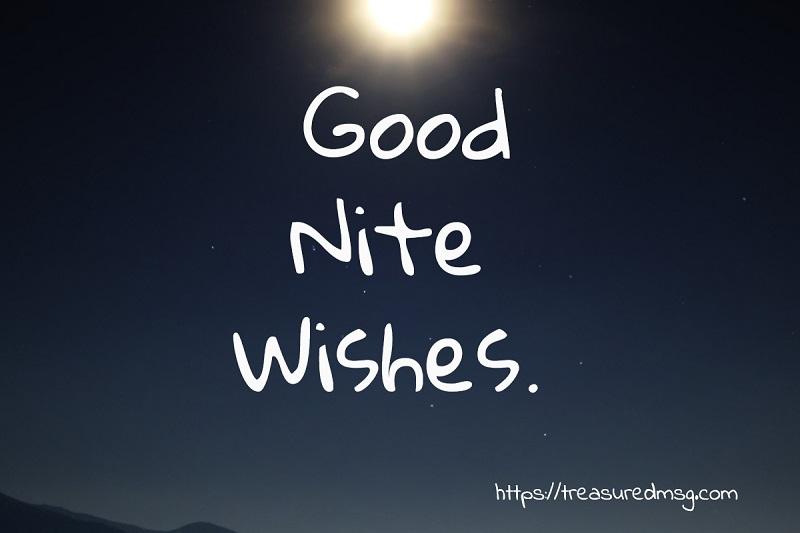 Good Nite Wishes