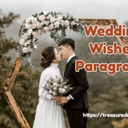 Wedding Wishes Paragraph